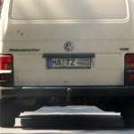 AUTOSCHILDER SIND… INTERESSANT.